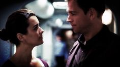 Tony and Ziva :) this will always be the greatest/most tragic love stories in tv history