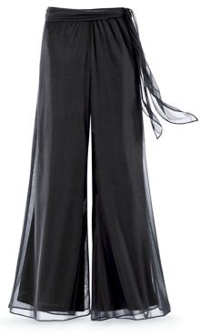 a2500ec3e01 Plus Size Palazzo Pants are wide leg pants that are mostly used for  dressier occasions. Pants for special occasions may have layers