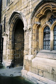 Lincoln Cathedral -  stone##