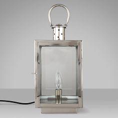 Buy john lewis croft collection whitby box lantern table lamp buy john lewis sheringham box table light online at johnlewis aloadofball Images