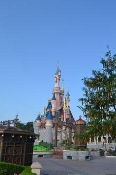 Cinderella's castel