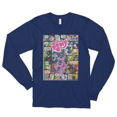My Little Pony #1 - Long sleeve t-shirt (unisex)
