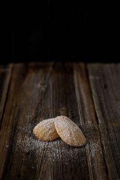 Laktosefreies Rezept für französische Madeleines von nordbrise.net Foodblog & Foodfotografie | Lactosefree Recipe for Madeleines