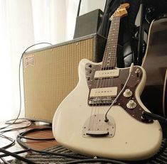 Fender Electric Guitar, Fender Guitars, Joyful Noise, Rock And Roll, Music Instruments, Room, Instruments, Guitars, Musica