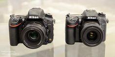 DX vs FX: D7200 with a 35mm f/1.8 vs D750 with a 50mm f/1.8