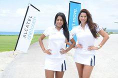 El campo de golf Punta Espada se vistió de gala con un brillante sol, al recibir a los jugadores de la segunda parada del #TourClaro2014. Como siempre, uno de los protagonistas de este evento deportivo es ALCATEL ONETOUCH, un gran motivador para que los jugadores dieran lo mejor!!!.