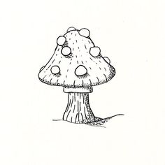 Day 35 | Arsenius Ioudas  #mushroomdaily  #art #artist #instaart #instaartist #creative #create #myart #draw #drawing #sketch #sketches #illustration #illustrations #colour #watercolour #color #watercolor #mushrooms #mushrooom #forest #wild #nature #botany #fungi #plants #fantasy #daily