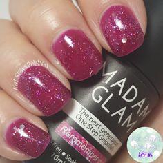 Madam Glam One Step Gel - Remember Me | Kat Stays Polished