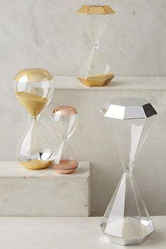 Gleaming Hourglass - anthropologie.com