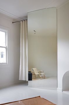 Minimal interiors - the perfect place to keep your minimal handbag collection https://alfiedouglas.com/collections/all-products