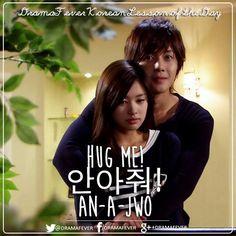 Hug me!!....Learning Korean