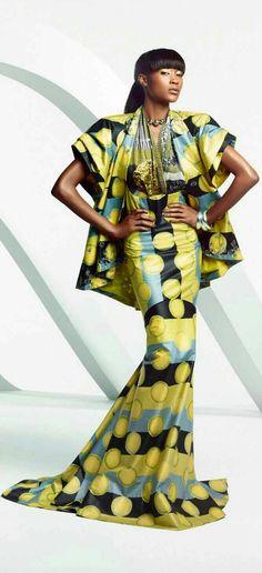 Vlisco African Fashion www.2dayslook.nl