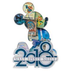 29bc5147980d 2018 Walt Disney World Magnet Disney World Resorts, Disney Parks, Walt  Disney World,