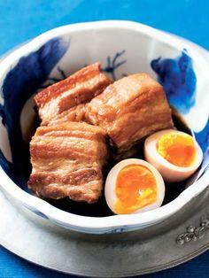 stew of cubed pork