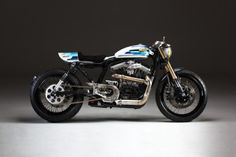 FURIOSA MOTORCYCLE : 2004 HARLEY SPORTSTER  Built by Mean Machines in Perth, Australia