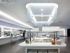 Eat, Work, Love: Steelcase's Cafeteria by Joey Shimoda | Projects | Interior Design