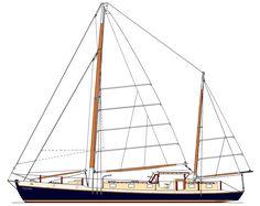 ConstructionPage SC53.html Sea Bright, Boat Interior, San Juan Islands, Charter Boat, Island Girl, Power Boats, Water Crafts, Sailing Ships, Sailboats
