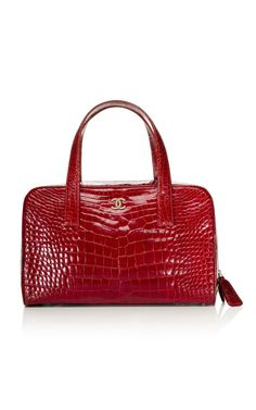 Heritage Auctions Special Collections Vintage Chanel Large Bowling Bag  $10,500
