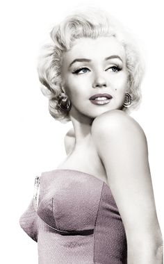 Marilyn Monroe - my ultimate beauty inspiration, whether I'm doing my own hair and make up or making others beautiful!