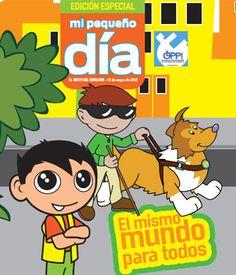 Revistas infantiles descargables, incluyen actividades.
