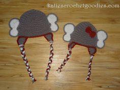 Elephant Hats: Creative Crochet Hat Patterns