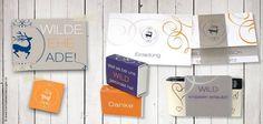 Ideensammlung-Roter Faden für die Papeterie-Leitthemen-Hochzeitseinladungen und Hochzeitskarten sowie Babykarten und andere Anlasskarten Packing, Paper Mill, Card Wedding, Marriage, Tips, Gifts, Bag Packaging