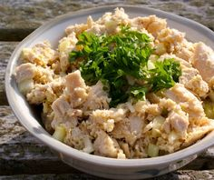 Curried Chicken Salad from Leftover Roast Chicken – The Foodee Project