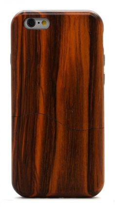 Middleton Cocobolo - iPhone 6 Solid Wood Case // carved