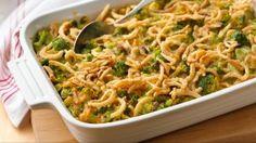 Broccoli-Cheese Casserole   Holidays