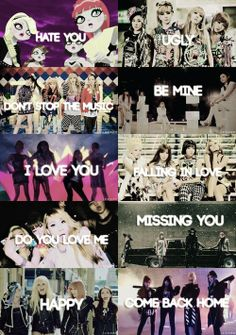 The queens! ♡ #5YearsWith2NE1 <3