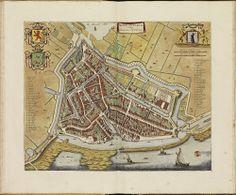 MONNICKENDAM. Atlas De Wit.