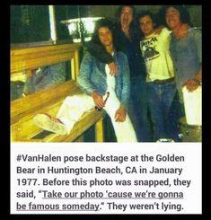 You Really Got Me, Red Rocker, David Lee Roth, Golden Bear, Hes Gone, Love W, Eddie Van Halen, Huntington Beach, Classic Rock