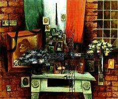 Italian Shrine (Edward Reep, 1946)