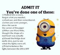 I done all ;)