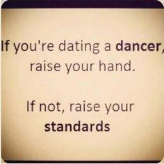 Date a dancer