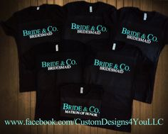 Bridal wedding party Tiffany and Co. Inspired by CustomDesigns43, $12.00
