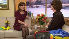 Sabine Sauer | TV Presenters | Pinterest