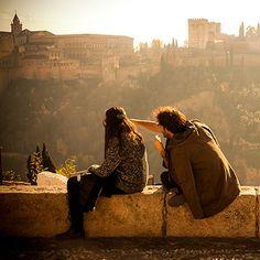 Los diez lugares más románticos de España para disfrutar con tu pareja #viajes #sanvalentin #diadelosenamorados #destinos #españa #travel #spain