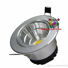 High quality bathroom downlight, windowworld provides dimmable downlights and led downlight fittings of different shapes and colors, buy the  2016 NEW 9W 12W 15W 20W Led Down Lights Dimmable Led cob Downlights Recessed Lights AC 110-240V ce rohs ul csa saa you love here and decorate your house!