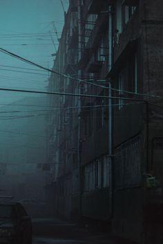 Fog on Behance