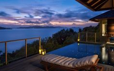 Six Senses Zil Pasyon-Seychelles-T+L   HOTELS + RESORTS The Best New Hotels in the World
