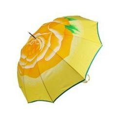 Yellow Umbrella   via carolyn bridges brown