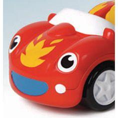 Friction-Powered Sports Car Set