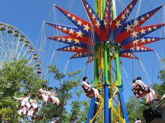 Six Flags over St. Louis   Eureka, Missouri   August 24, 2013; July 25, 2016