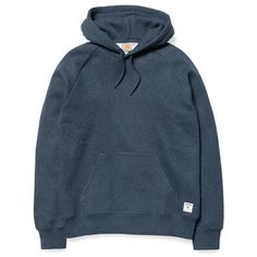 Carhartt WIP Hooded Holbrook Sweatshirt http://shop.carhartt-wip.com:80/us/men/sweats/sweatshirts/I018041/hooded-holbrook-sweatshirt