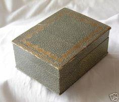 Vintage GUERLAIN Box Circa 1920's ?