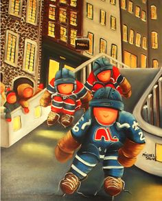 Hobbies For Seniors Hobbies For Couples, Hobbies That Make Money, Old Quebec, Quebec City, Montreal Quebec, Motel 6, Hobby Kits, Norman Rockwell, Sports Art