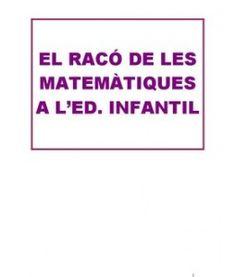Racó de matemàtiques