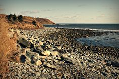 Beautiful cliffs off of Cow Bay Rd in Cole Harbour, NS Nova Scotia, Cow, Landscape, World, Beach, Places, Water, Pictures, Photography