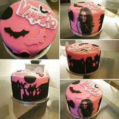 Cup Cake Chica Vampiro